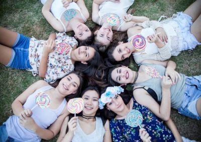 15 Anos – Fabiana e Amigas