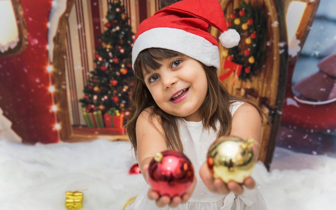 Mini Ensaio de Natal 2018
