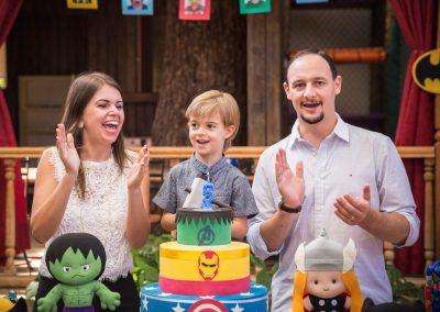 Aniversário Infantil – Mateus 5 Anos